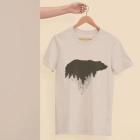 Bear & Trees T-Shirt
