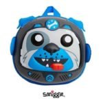Authentic Smiggle Puppy Hardtop Junior Backpack