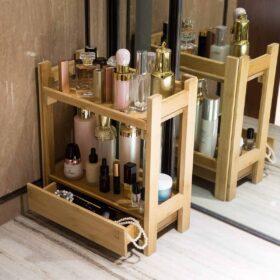 Makeup Organizer Holder Cosmetic Storage Bathroom Organizer