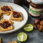 All natural homemade date and lime chutney from goodfolks