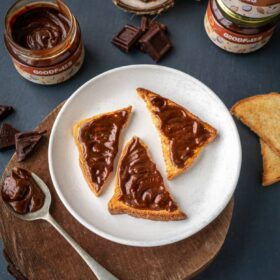 Certified organic vegan and gluten-free coconut jam with cocoa from Goodfolks Sri Lanka
