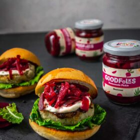 Goodfolks All natural homemade Beetroot Pickle