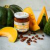 Goodfolks all natural homemade pumpkin and raisin chutney